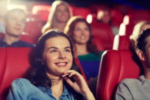 Désinfection UV théâtre et cinéma